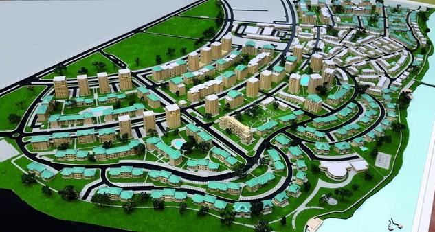 MAQUETTE 3D AU MAROC Maquette 3D urbanisme au Maroc
