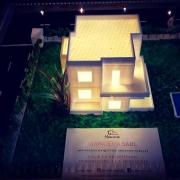 La Maquette 3D physique de promotion immobilière au Maroc